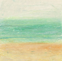 Stimmung, Landschaft, Abstrakt, Strand