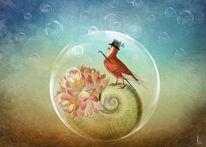 Fantasie, Traum, Wohnung, Maarta