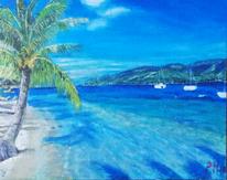 Magie, Farben, Wasser, Malerei