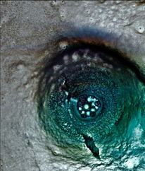 Krater, Strudel, Erdgeschichte, Naturgewalt