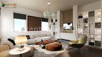 Saal, Interior design, Anwendung, Modellbau