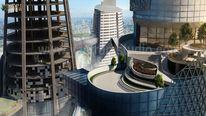 Modellbau, Unternehmen, Residential area exterior, Landschaft