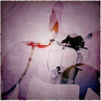 Pferde, Fotografie, Mädchen, Vespa