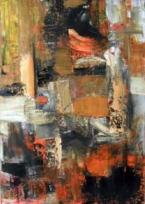 Abstrakte malerei, Moderne malerei, Moderne kunst, Gemälde