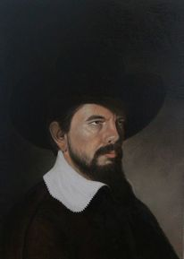 Holländer, Malerei, Ölmalerei, Barock