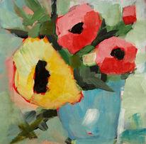 Malerei, Stillleben, Acrylmalerei