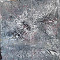 Fantasie, Dunkel, Moderne malerei, Struktur