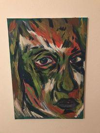 Malerei, Skurril, Traum, Psychose