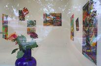 Parkgalerie, Ausstellung, Sommerfest, Pinnwand