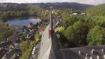 Ort, Landschaft, Stausee, Altbeyenburg