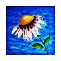 Blumen, Stillleben, Pflanzen, Blätter