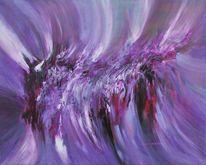 Zeitgenössisch, Acrylmalerei, Abstrakt, Modern