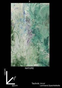 Natur, Abstrakt, Malerei