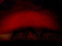 Rot, Fantasie, Abstrakt, Mischtechnik