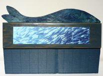 Relief, Assemblage, Fotografie, Skulptur
