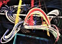 Orginalgrafik, Lebensfreude, Gegenwartskunst, Expressionismus