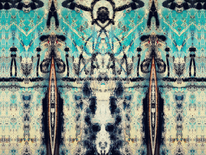 Maserung, Abstrakt, Struktur, Bunt