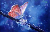 Fantasie, Natur, Zeichnung, Malerei