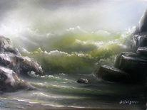 Licht, Strand, Natur, Meer