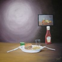 Essen, Kultur, Hamburger, Malerei