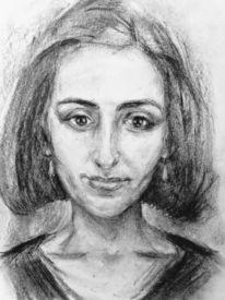 Emphaty, Empathie, Portrait, Gesicht