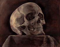 Studie, Knochen, Menschen, Schädel