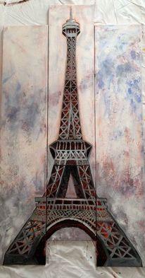 Turm, Frankreich, Eifelturm, Eiffelturm