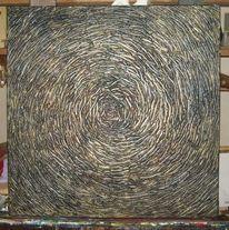 Struktur, Abstrakt, Preis vh, Malerei