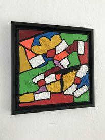 Effekt, Malerei, Fantasie, Acrylkunst