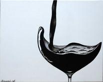 Fest, Wein, Rotwein, Schwarz