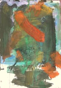 Wild, Abstrakter expressionismus, Ungestüm, Farbauftrag