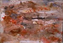 Informel, Rosa, Abstrakt, Abstrakter expressionismus