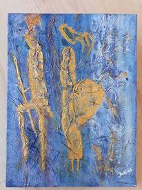 Abstrakt, Zeichnung, Malerei