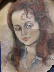 Portrait, Menschen, Märchenhaft, Farben