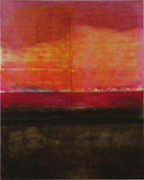 Abstrakt, Malerei, Expressionismus, Farben