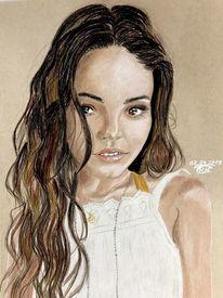 Sketching, Malerei, Sänger, Schauspieler