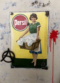 Realismus, Zeitgeist, Pop art, Malerei