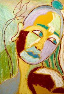 Zart, Lieblich, Zeichnungen, Portrait