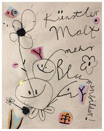 Blumen, Yes, Yesart, Zeichnungen