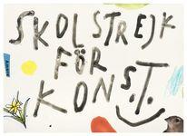 Yes, Freiheit, Skolstrejk, Schulstreik