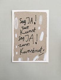 Yes, Yesart, Zeichnungen,