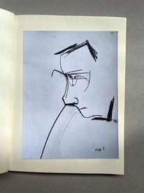 Kunstnetkurt, Zeichnungen,