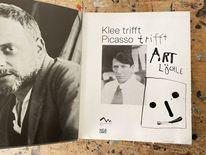 Zeichnung, Löchle, Skizze, Klee