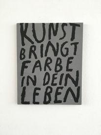 Farben, Yes, Malerei, Yesart