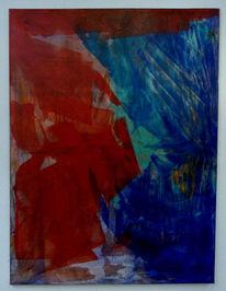 Abstrakt, Kliebensachedel, Friedrichshafen, Expressionismus