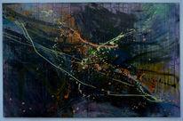 Kliebenschedel, Abstrakerexpressionismus, Friedrichshafen, Malerei