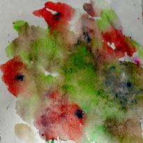 Blüte, Frühling, Malerei