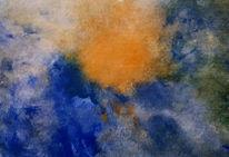 Ostern, Ostersonne, Sonne, Malerei