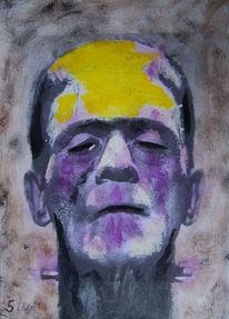 Frankenstei, Franken, Frankenstein, Malerei