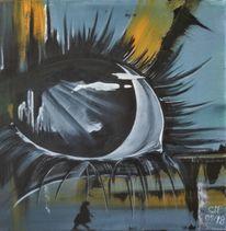 Acrylmalerei, Malerei, Modern art, Mimik